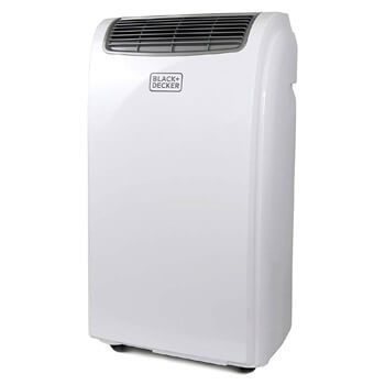 Black and Decker BPACT08WT Portable Air Conditioner 8,000 BTUs