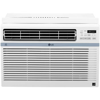 LG Energy Star Window Air Conditioner with Wi-Fi 8,000 BTU