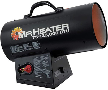Mr. Heater F271390 Propane Heater